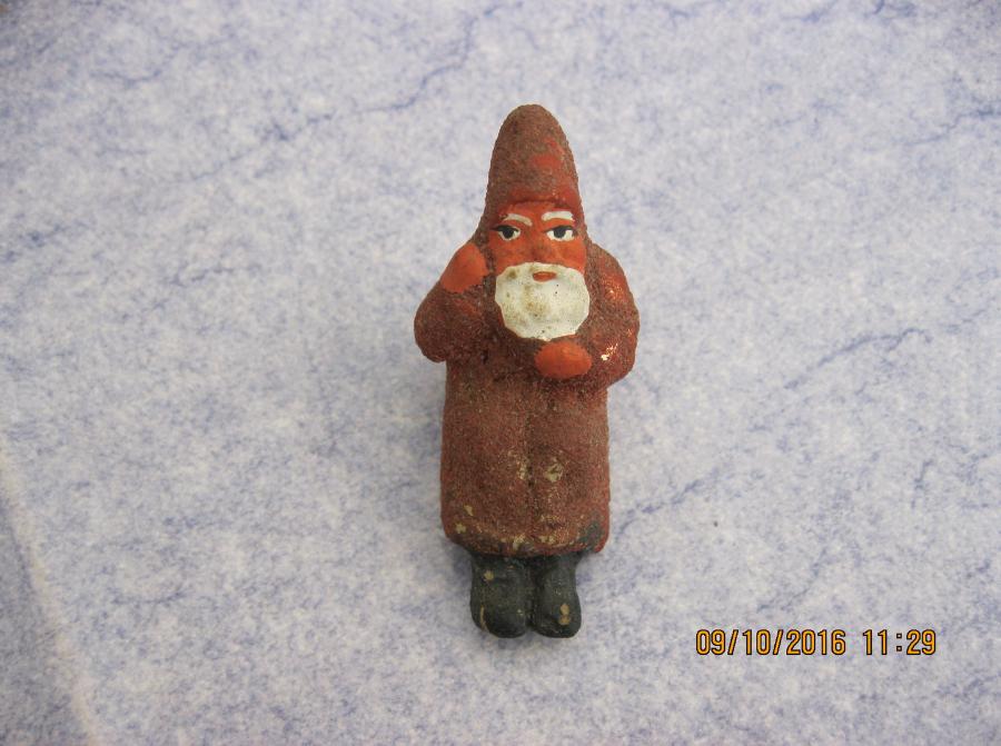 Spielzeugausstellung - Antiker Weihnachtsschmuck